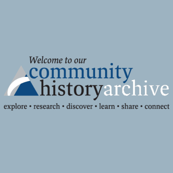 community history archive Opens in new window